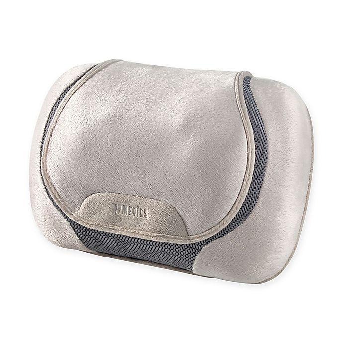 Alternate image 1 for HoMedics® Shiatsu Plus Massage Pillow with Heat