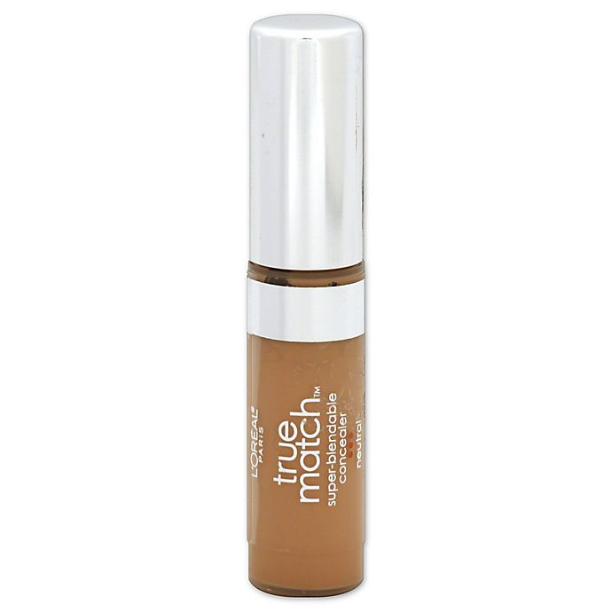 Alternate image 1 for L'Oréal® Paris True Match™ Super-Blendable Concealer in N4-5 Light/Medium Neutral