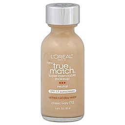 L'Oréal® True Match 1 oz. Super-Blendable Liquid Makeup Classic Ivory N2