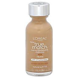 L'Oréal® True Match 1 oz. Super-Blendable Liquid Makeup Natural Buff N3