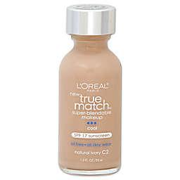 L'Oréal® True Match 1 oz. Super-Blendable Liquid Makeup Natural Ivory C2