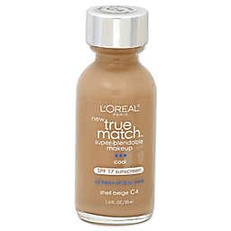 L'Oréal® True Match 1 oz. Super-Blendable Liquid Makeup Shell Beige C4
