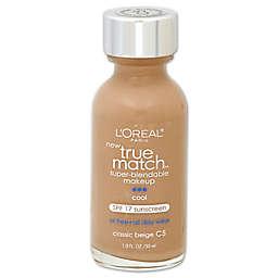 L'Oréal® True Match 1 oz. Super-Blendable Liquid Makeup Classic Beige C5