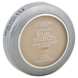L'Oréal® True Match .33 oz. Natural Mineral Foundation Soft Ivory