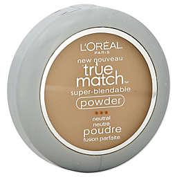 L'Oréal® True Match .33 oz. Natural Mineral Foundation Buff Beige