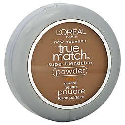 L'Oréal® True Match .33 oz. Natural Mineral Foundation Cappuccino