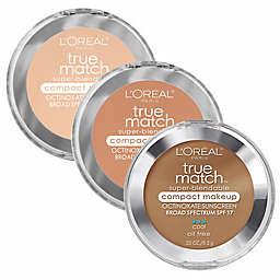 L'Oreal® Paris True Match™ .30 oz. Super-Blendable Compact Makeup with SPF 17