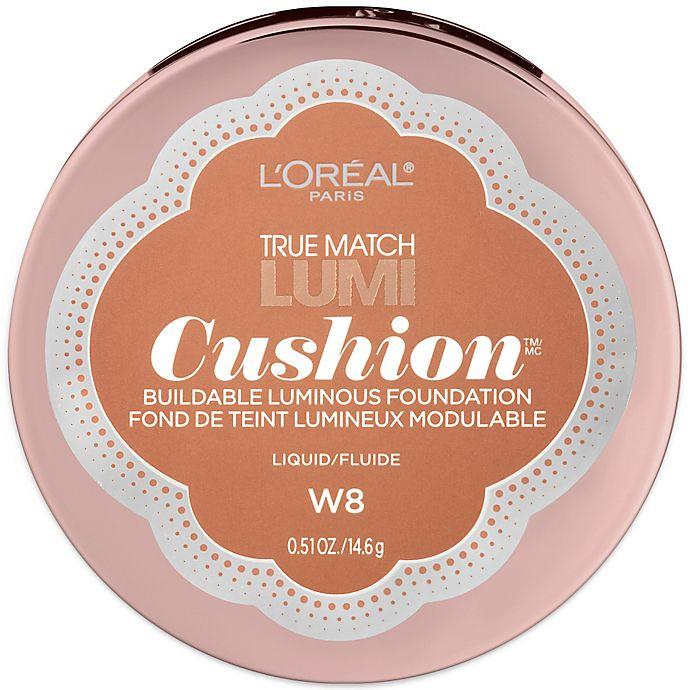 Alternate image 1 for L'Oreal® Paris True Match .51 oz. Lumi Cushion Buildable Luminous Foundation in Crème Café