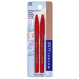 Maybelline® Expert Wear® Twin Brow & Eye Pencils in Blonde