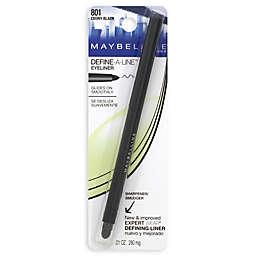 Maybelline® Define-A-Line® Eye Liner in Ebony Black