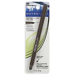 Maybelline® Define-A-Line® Eye Liner in Brownish Black