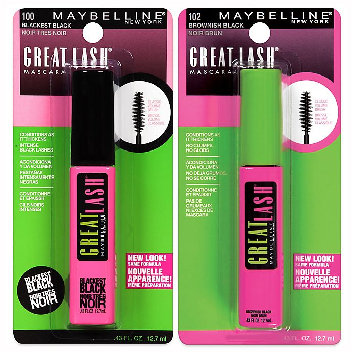 8a507d1a0e9 Maybelline® Great Lash Mascara Collection | Bed Bath & Beyond