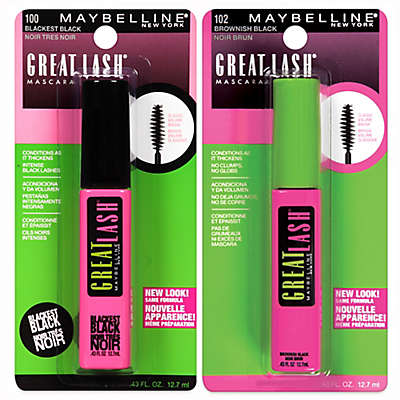 Maybelline® Great Lash Mascara Collection