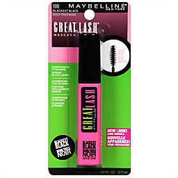 Maybelline® Great Lash Mascara in Blackest Black