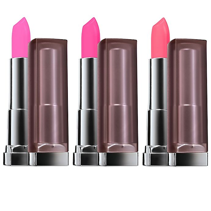 Lipstick Week, Day 2: Maybelline Color Sensational Creamy