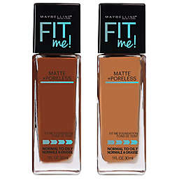 Maybelline® Fit Me® Matte + Poreless Foundation in Collection