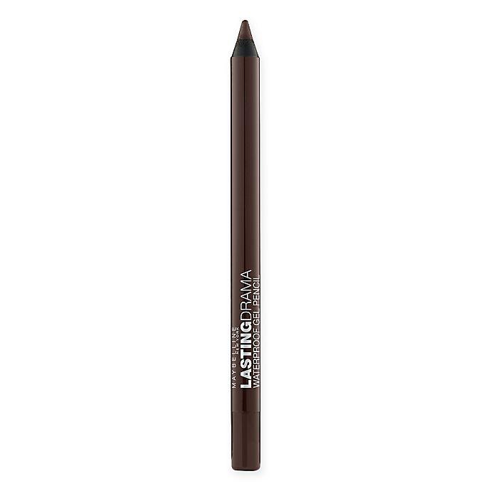Alternate image 1 for Maybelline® Eyestudio® Lasting Drama® Waterproof Gel Pencil in Glazed Toffee