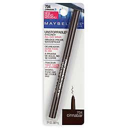 Maybelline® Unstoppable® Eyeliner in Cinnabar