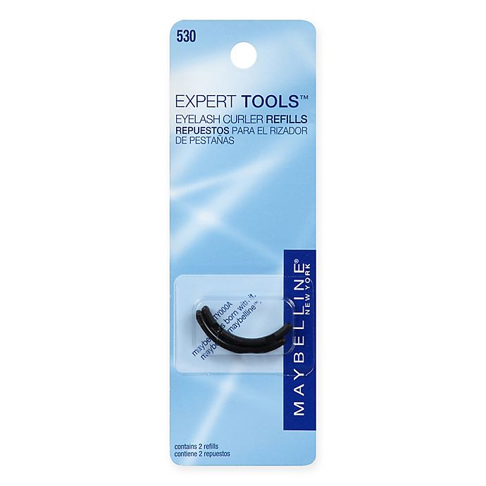 Maybelline Expert Tools Eyelash Curler Refill Set Of 1 Bed Bath