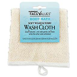 Harmon® Face Values® Soft Weave Wash Cloth