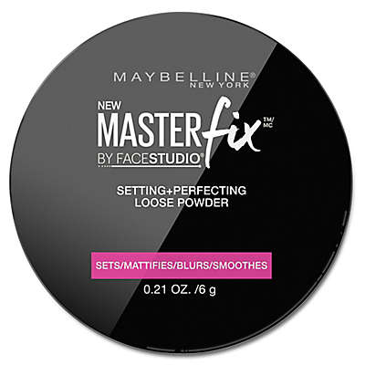 Maybelline® Facestudio® Master Fix™ .21 oz. Setting + Perfecting Loose Powder