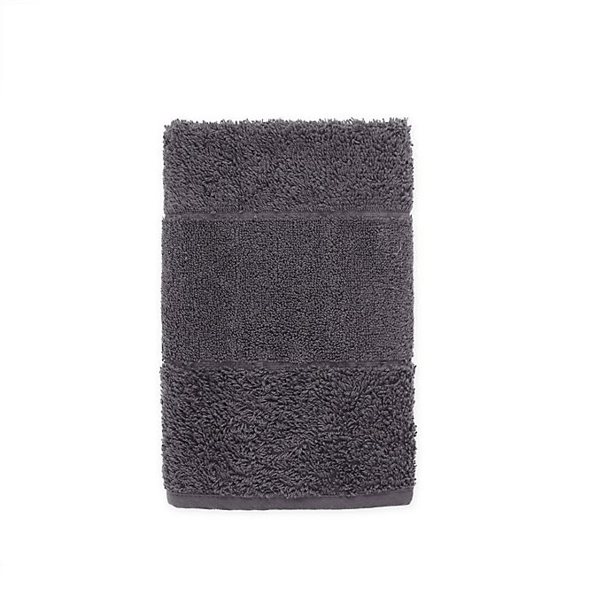 Alternate image 1 for UGG® Orion Hand Towel in Charcoal