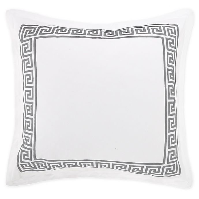 Alternate image 1 for Wamsutta® Sheffield European Pillow Sham in Eiffel Tower