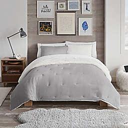 UGG® Devon Faux Sherpa 3-Piece Reversible Comforter Set
