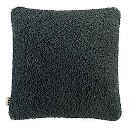 UGG® Teddie Square Throw Pillow in Deep Night