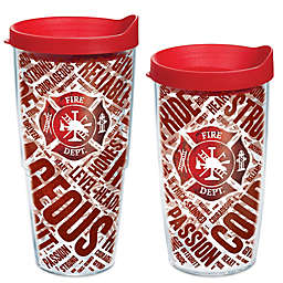 Tervis® Firefighter Courage Wrap Tumbler with Lid Drinkware