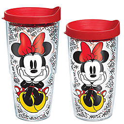 Tervis® Minnie Mouse Wrap Tumbler with Lid Drinkware