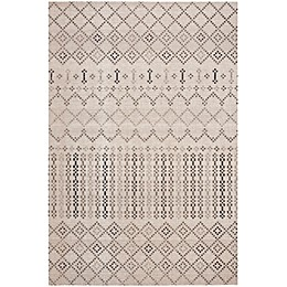 Safavieh Montage Rae Indoor/Outdoor Area Rug in Grey