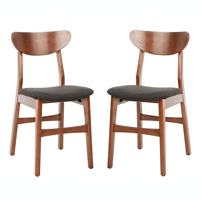 Astounding Safavieh Lucca Retro Dining Chairs Set Of 2 Bed Bath Unemploymentrelief Wooden Chair Designs For Living Room Unemploymentrelieforg