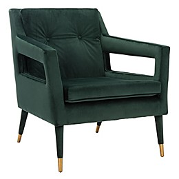 MARA TUFTED ACCENT CHAIR