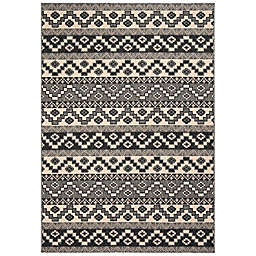 Safavieh Veranda Tucker 8' x 10' Indoor/Outdoor Area Rug in Grey
