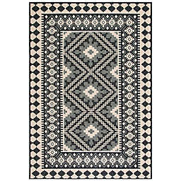Safavieh Veranda Ronin 8' x 10' Indoor/Outdoor Area Rug in Grey