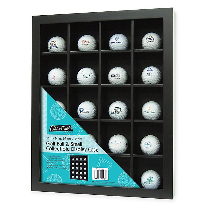 Alternate image 1 for Golf Ball Display Case