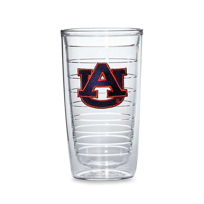 Alternate image 1 for Tervis® Auburn University Tigers 16 oz. Tumblers (Set of 4)