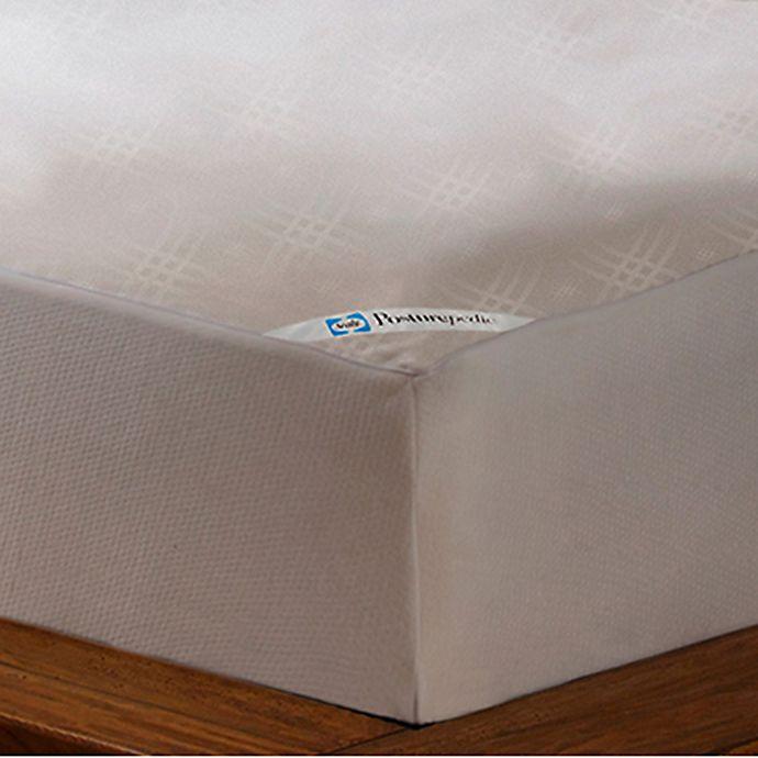 Alternate image 1 for Sealy® Posturepedic Maximum Queen Mattress Protector