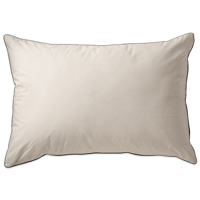 Alternate image 1 for AllerEase® Naturals Organic Cotton Standard/Queen Bed Pillow