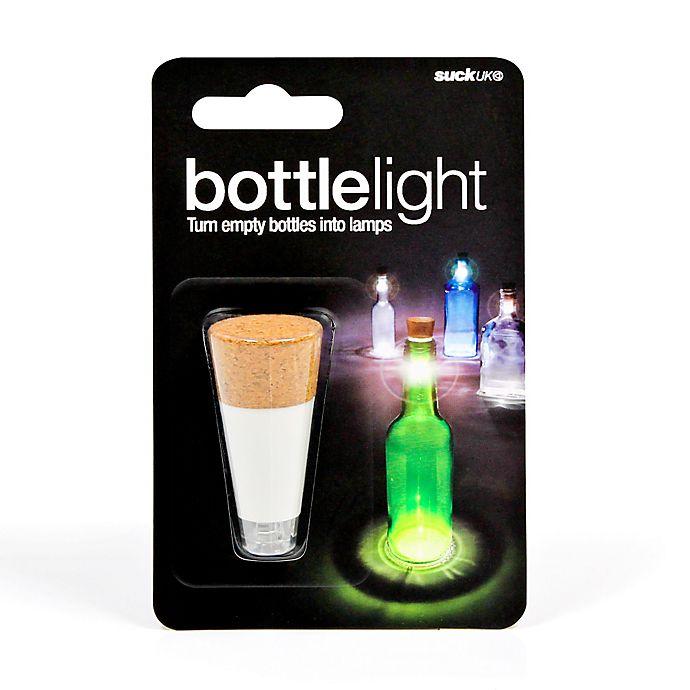 Alternate image 1 for Rechargeable Bottle Light