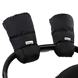 7AM Enfant Warmmuff Stroller Gloves with Plush Lining in Black