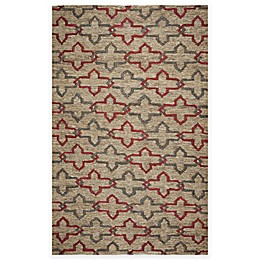 Rizzy Home Whittier Links Area Rug in Natural