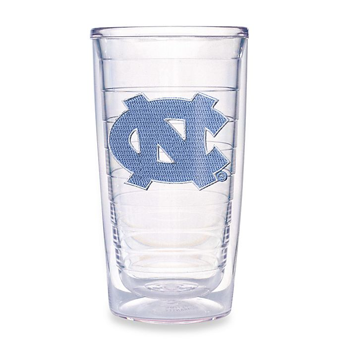 Alternate image 1 for Tervis® University of North Carolina Tar Heels 16 oz. Tumblers (Set of 4)