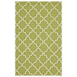 Feizy Hareer Rug in Green