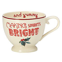 Lenox® Winter Greetings® Home for the Holidays Coffee and Cake Mug