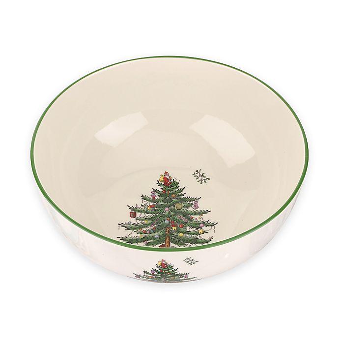 Alternate image 1 for Spode® Christmas Tree 10-Inch Serving Bowl