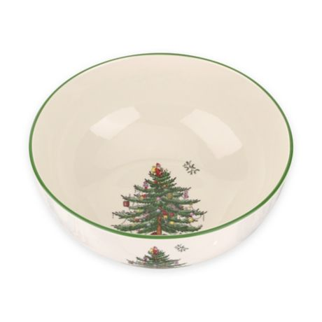 Buy Spode Christmas Tree 10 Inch Serving Bowl From Bed Bath Beyond