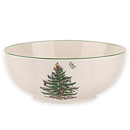 Spode® Christmas Tree 8-Inch Round Bowl