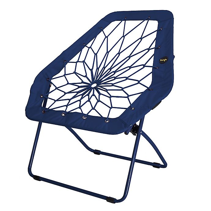 Alternate image 1 for Bunjo® Oversized Bungee Hex Chair